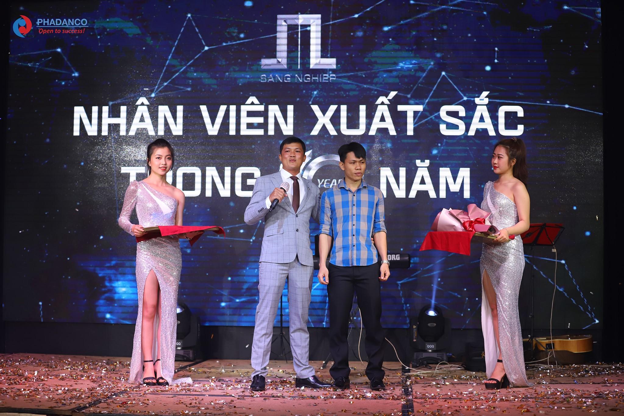 Công ty Truyền Thông Phan Đăng tổ chức sự kiện kỷ niệm 10 năm thành lập Công ty thang máy gia đình Sáng Nghiệp