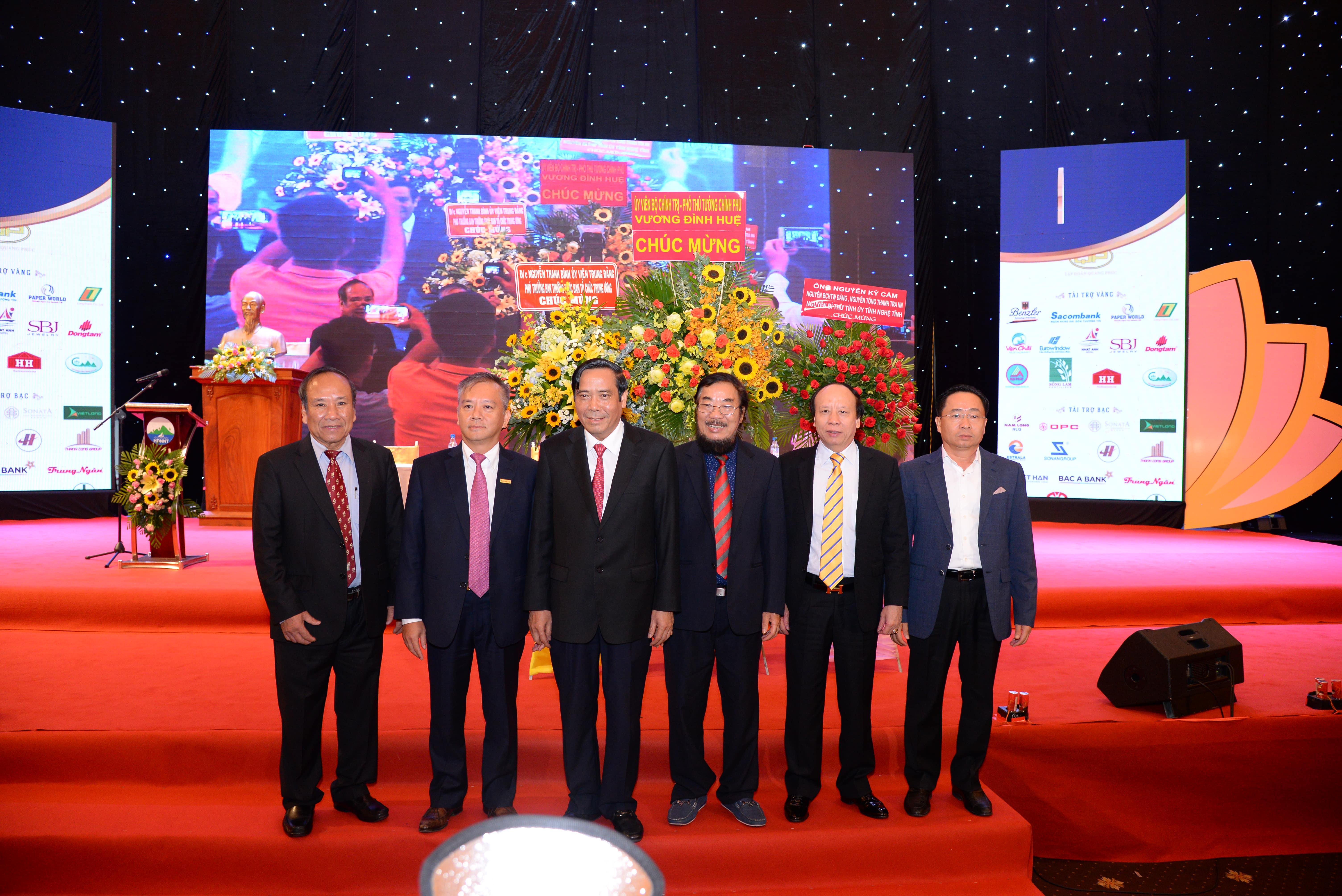 Ông Nguyễn Thanh Bình - Ủy viên BCH Trung ương Đảng, Phó Trưởng Ban Thường trực Ban Tổ chức Trung ương tại đại hội