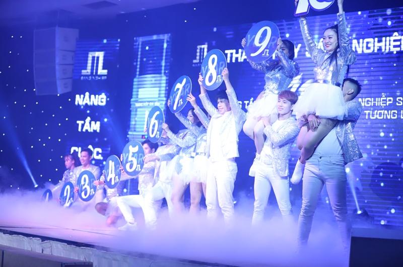 Công ty Truyền Thông Phan Đăng tổ chức sự kiện cho Công ty Sáng Nghiệp