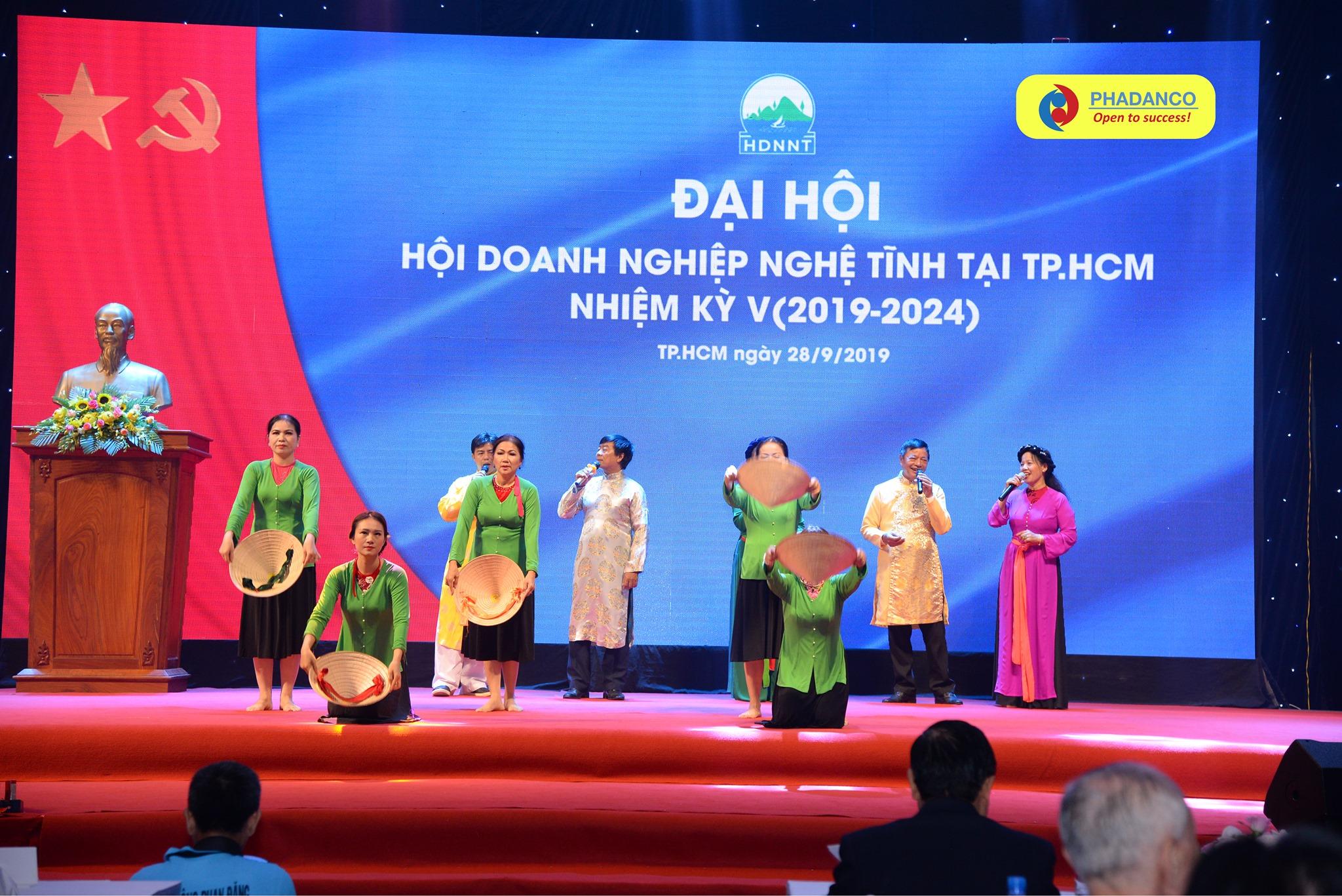 Truyền thông Phan Đăng tổ chức lễ kỷ niệm 15 năm thành cho hội doanh nghiệp Nghệ Tĩnh tại TP.HCM