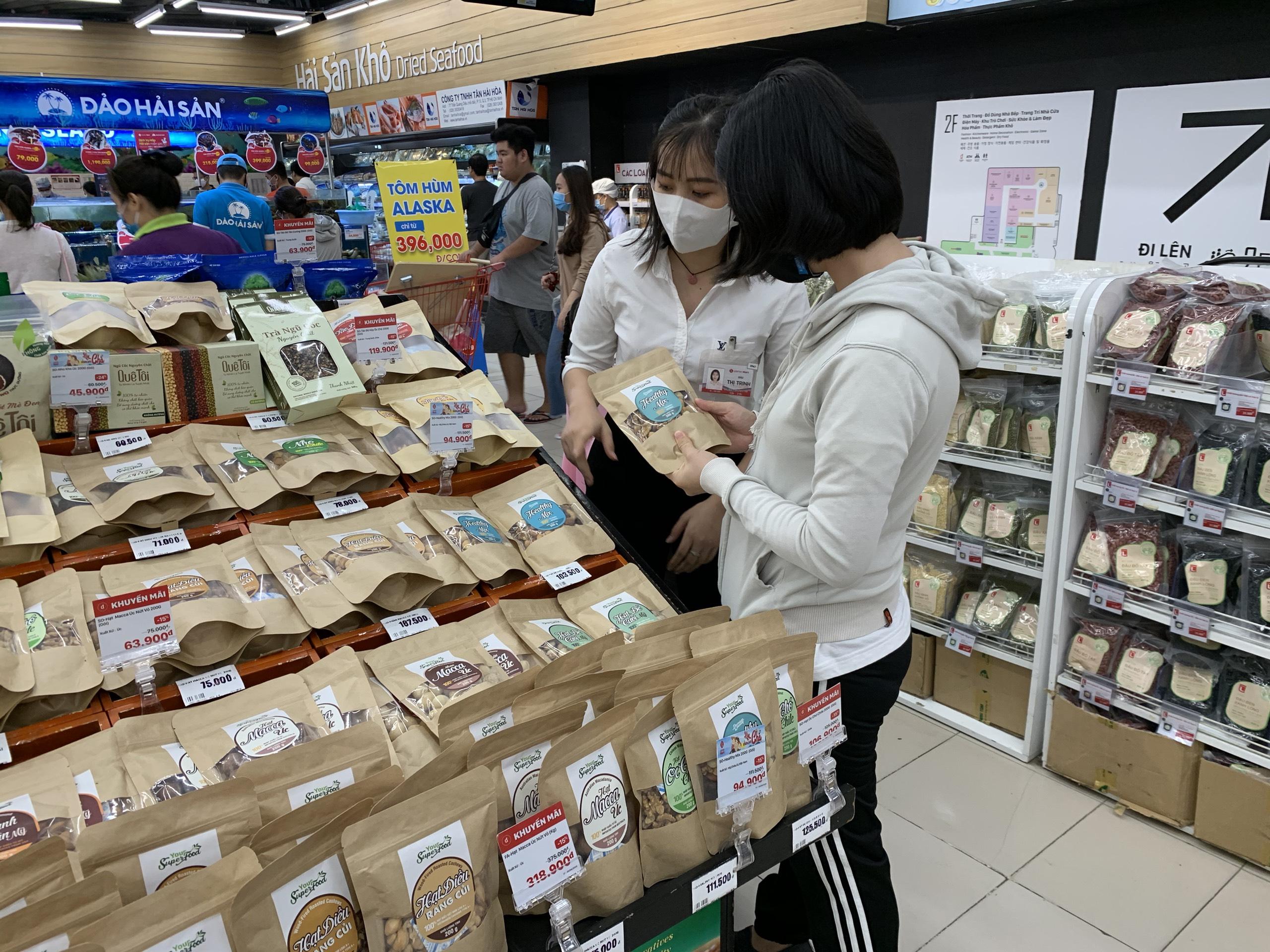 Phan Đăng cho thuê PG siêu thị, nhiều về số lượng, chuẩn bị tri thức, chuyên môn