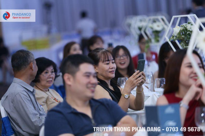 Sự kiện kỷ niệm ngày thành lập công ty do Truyền thông Phan Đăng tổ chức