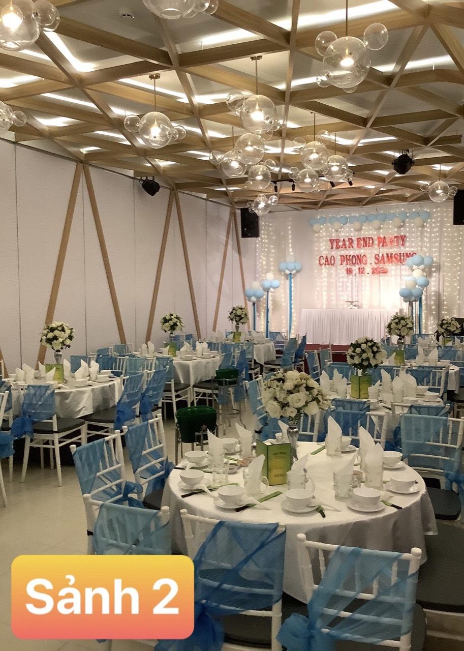 Địa điểm tổ chức tiệc tất niên công ty cuối năm tạinhà hàng làng nướng Nam Bộ