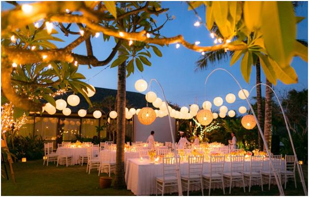 Địa điểm tổ chức tiệc tất niên công ty ngoài trời -Thảo Điền Village